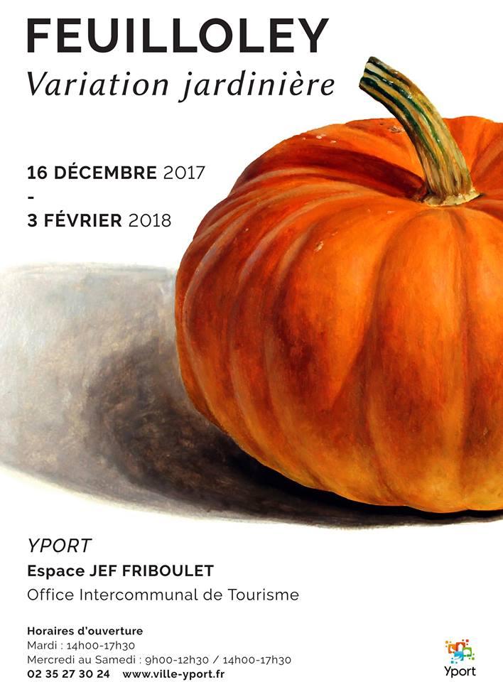 Feuilloley - variation jardinière