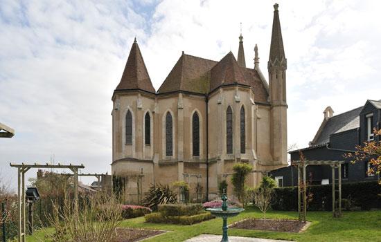 Chapelle Notre-Dame des Flots