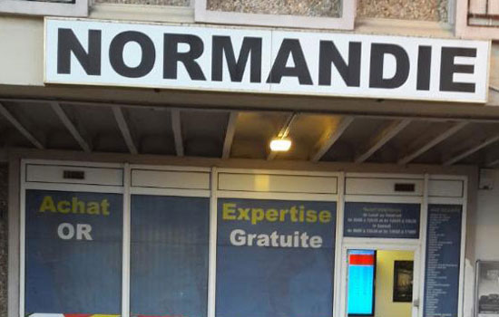 Bureau de Change : Normandie change