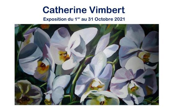 Exposition : Catherine Vimbert