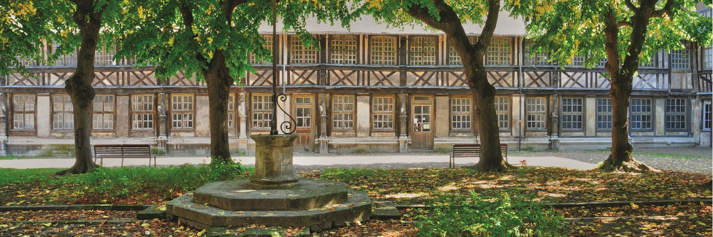 Aître St-Maclou - Rouen