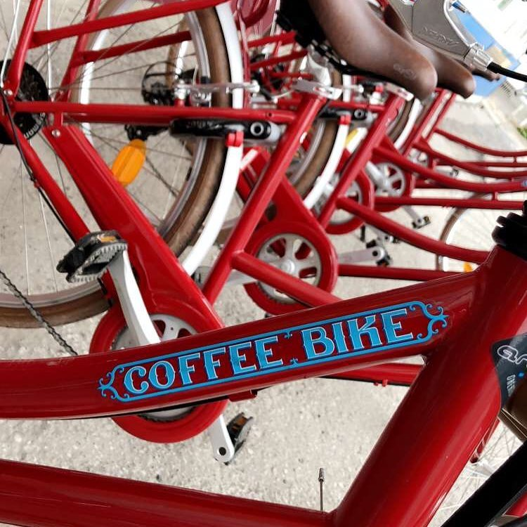 Crédit : Coffee Bike