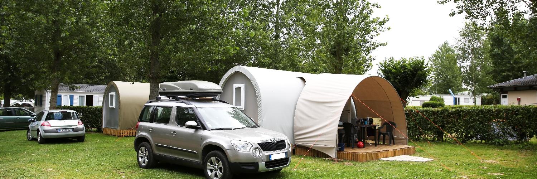 Camping La Berquerie - Le Mesnil-Réaume