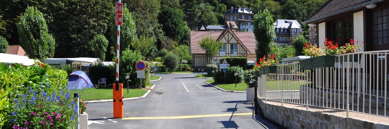 Camping Municipal de Veulettes-sur-Mer