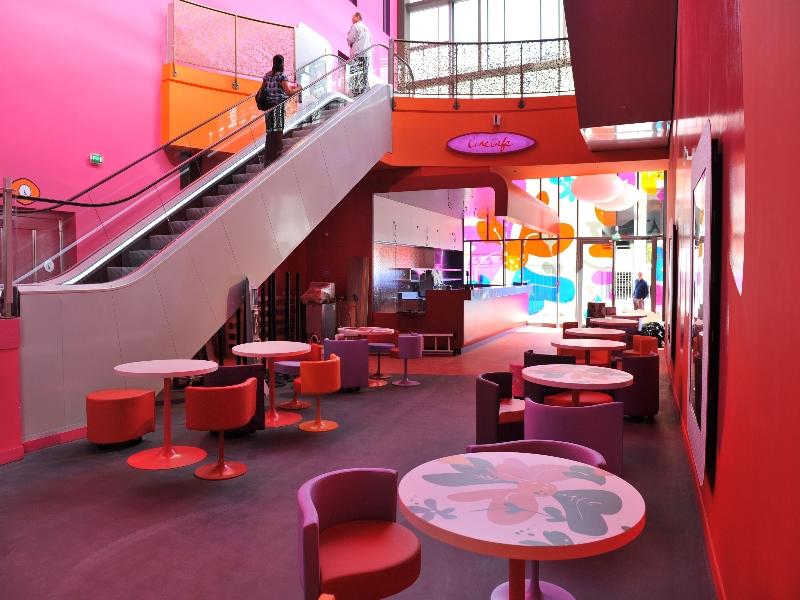 Cinema Gaumont (centro comercial Docks Vauban), LE HAVRE