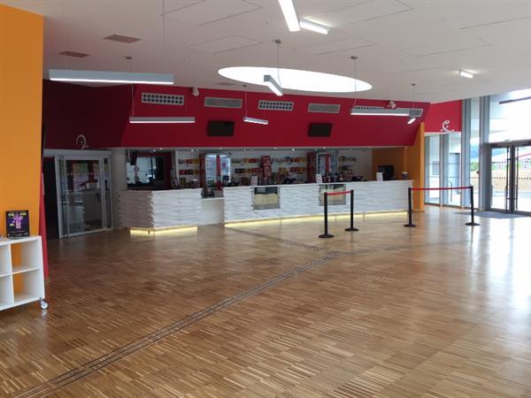 Cinéma Les Arts à Montvilliers