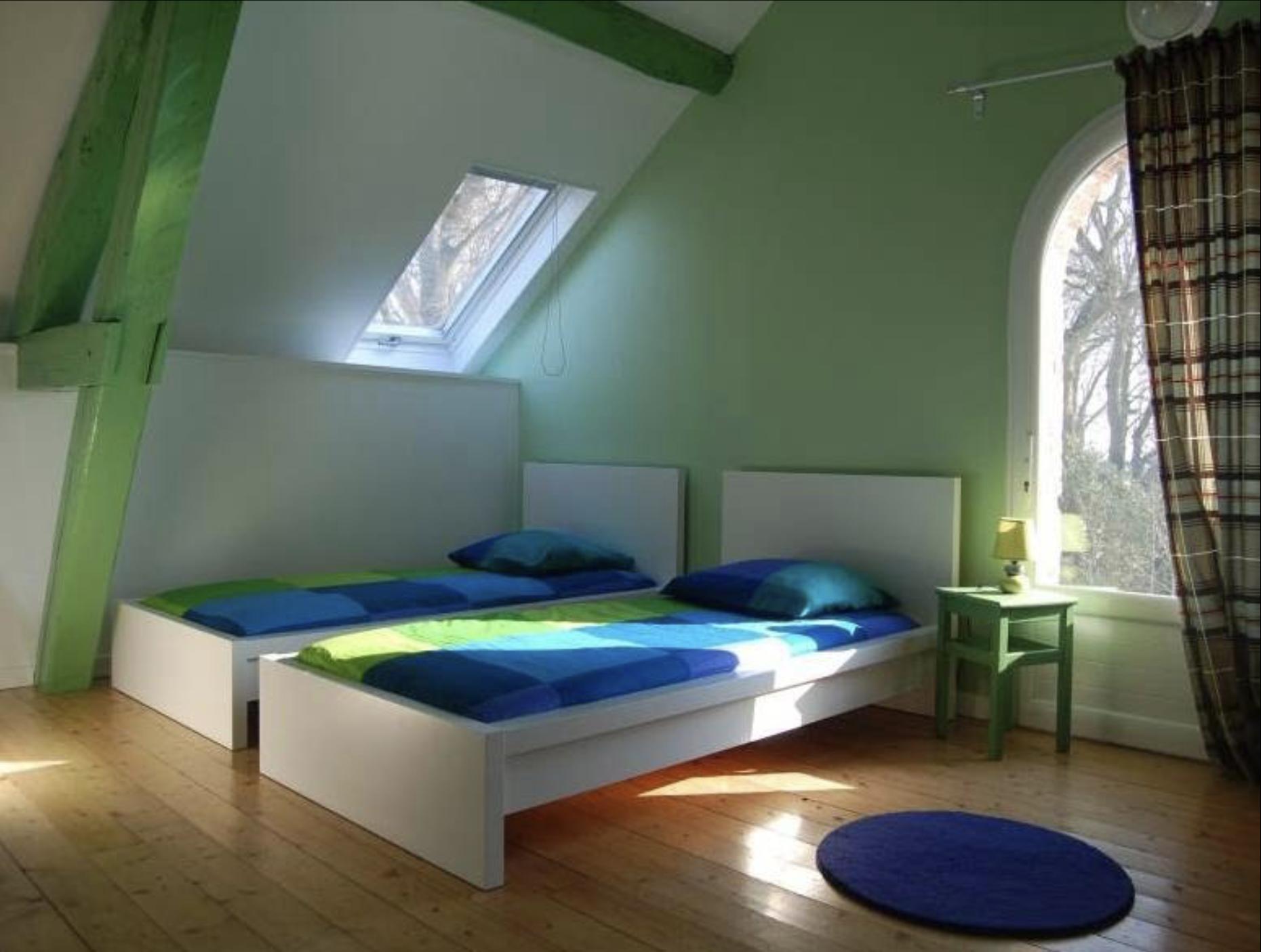 Le Château du Bois - Chambres d'hôtes