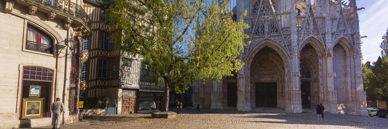 Église Saint-Maclou - Rouen