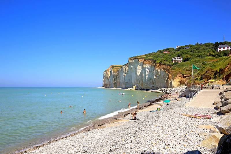 Camping Huttopia Les Falaises – Normandie