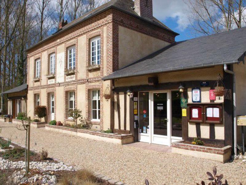 Hôtel Le Bec au Cauchois