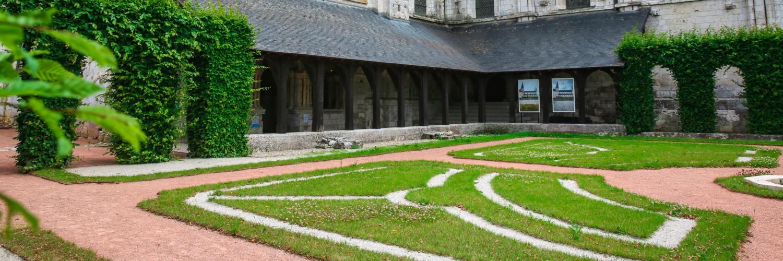 Jardins de l'Abbaye Saint-Georges-de-Boscherville
