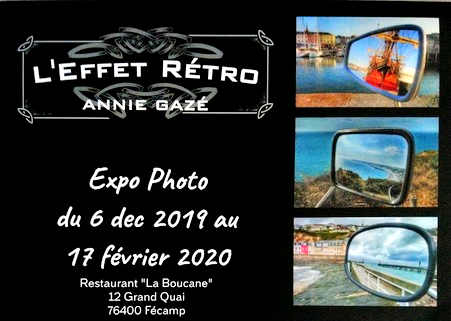 Expo photo d'Annie Gazé