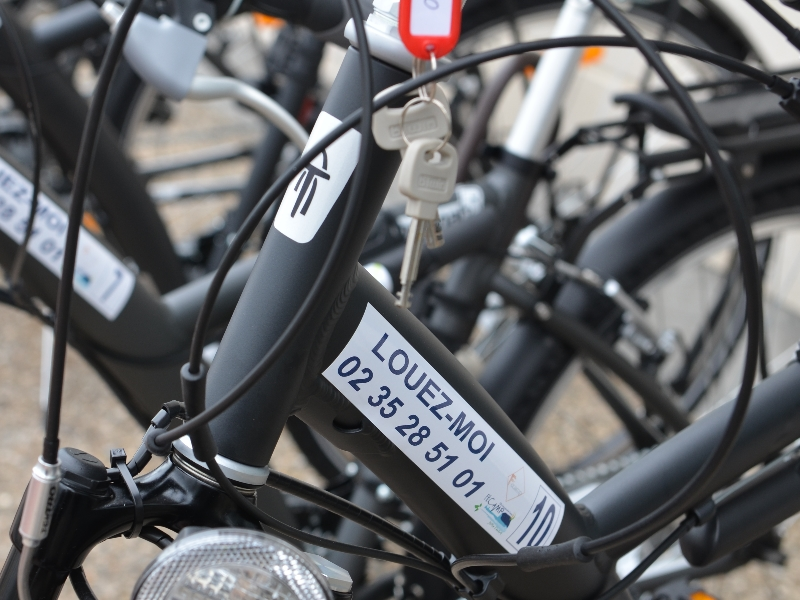 Bicycle Hire - Sassetot-Le-Mauconduit