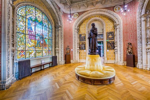 MUSEE 2 © Vincent Rustuel – Palais Bénédictine