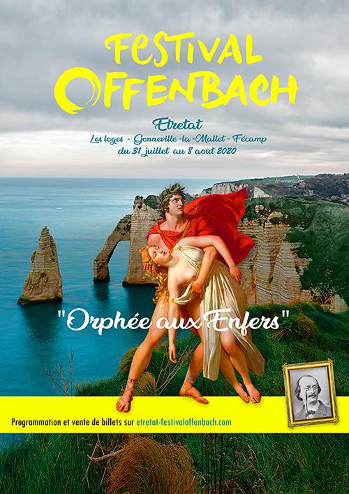 FESTIVAL OFFENBACH 2020 / Sous l'égide d'Orphée et d'Eurydice