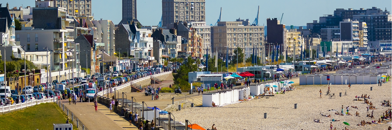 Plage - Le Havre