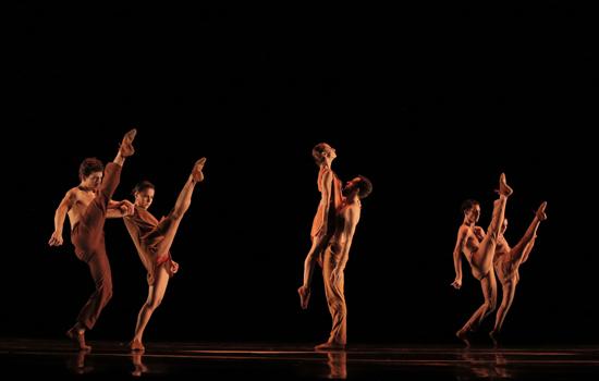Danse : São Paulo Dance Company