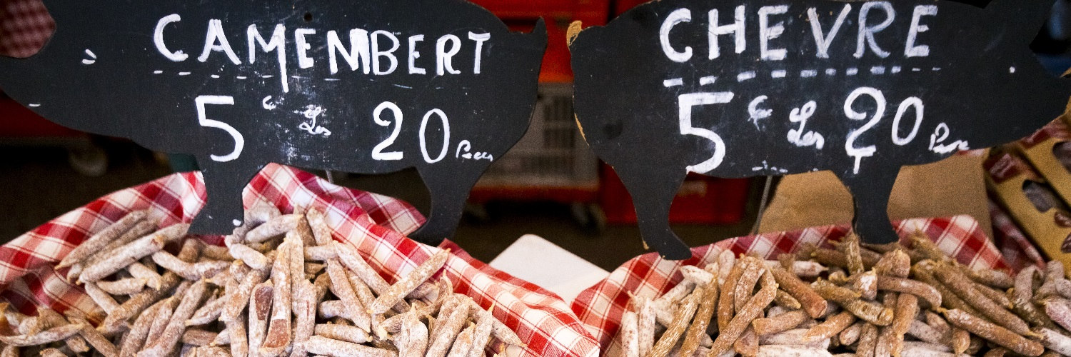 Saucissons Roches Blanches - Cany-Barville