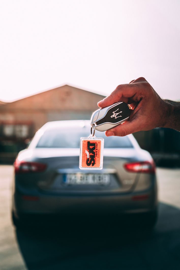 Sixt Car Rental, LE HAVRE