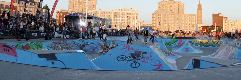 Skate Park - Le Havre © Ph. Bréard (1)