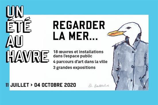 EVENEMENT : UN ETE AU HAVRE 2020