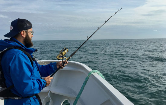 Sea fishing - Navigation Normande