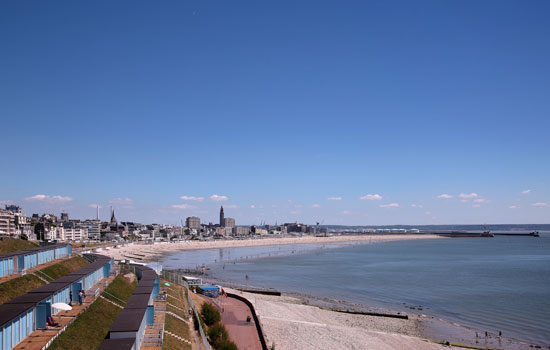 Sainte-Adresse Beach