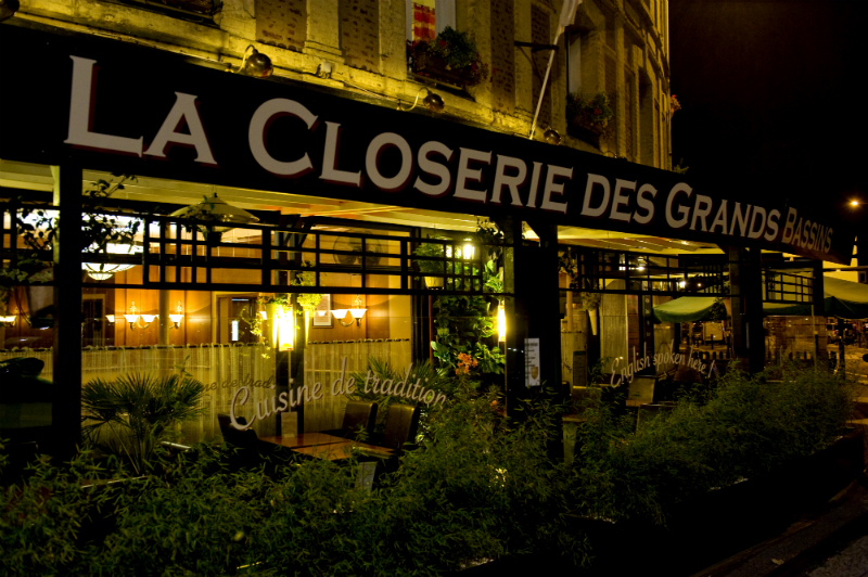 Le Café-restaurant des Grands Bassins