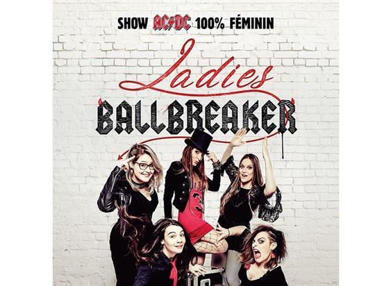 Ladies Ballbreaker (Tribute AC/DC féminin)
