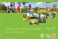 Le Guide Avenue Verte London - Paris