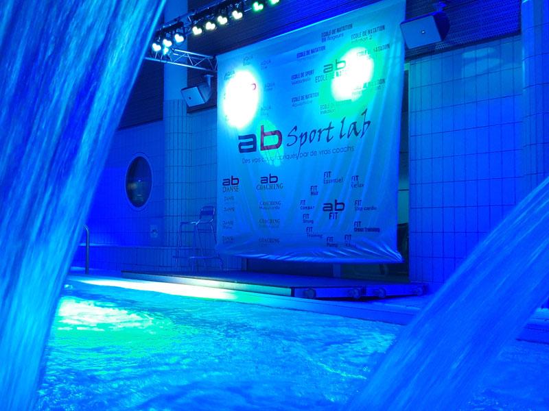 Crédit : © AB Sports, piscine et spa